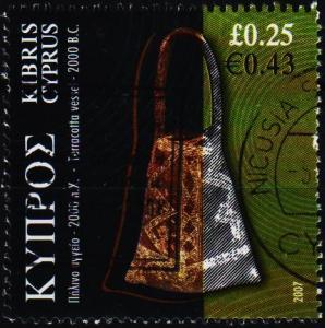Cyprus. 2007 43c Fine Used