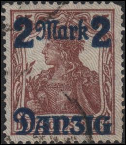 Danzig 27a used