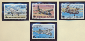 Falkland Islands Stamps Scott #573 To 576, Mint Never Hinged - Free U.S. Ship...