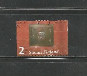 #1232 b Copper Stove Door