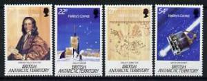 British Antarctic Territory 1986 Appearance of Halley\'s ...