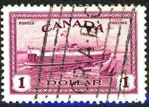 Canada #273 Used