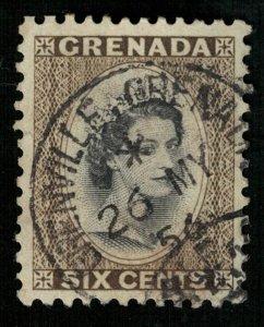 Queen 6 cents Grenada (3828-Т)