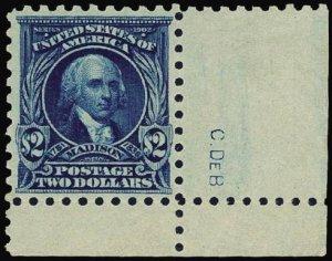 479 Mint,OG,NH... PSE Cert... SCV $475.00... Corner copy with Printer Initials