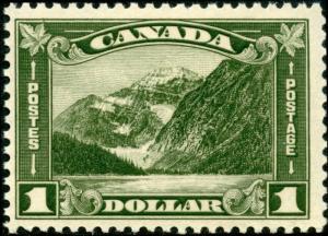 CANADA #177 F-VF OG TROPICAL GUM CV $175 BN2393