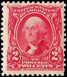 301 Mint,OG,NH... SCV $37.50