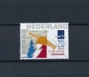 [80847] Netherlands 2010 Second World war Ardennes offensive Belgium MNH