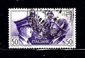 Italy 416 Used 1941 issue