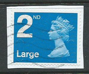 Great Britain SG U2969 - Security Machin issued 2011 - Source Code 11 B
