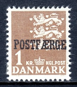 Denmark - Scott #Q35 - MH - SCV $2.00