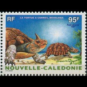 NEW CALEDONIA 1997 - Scott# C282 Turtles Set of 1 NH