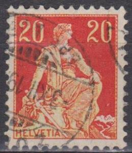 Switzerland #132 F-VF Used  (ST1300)
