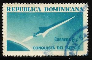 Dominican Republic 1964 Scott# 601 Used