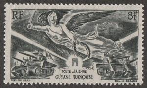 C11,MNH French Guiana