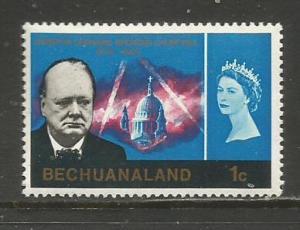 Bechuanaland Prot.   #206  MNH  (1965)