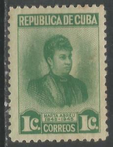 CUBA 410 MOG T820