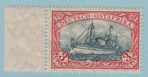 GERMAN EAST AFRICA 41 YACHT ** NO FAULTS MINT NEVER HINGED OG **  EXTRA FINE !