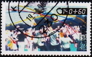 Germany. 1990 140pf+60pf  S.G.2305 Fine Used