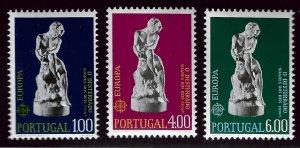 Portugal SC#1198-1200 Mint VF SCV$23.75...nice bargain!!