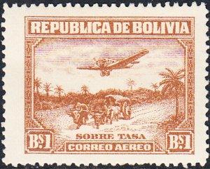 Bolivia  #C32   MNH