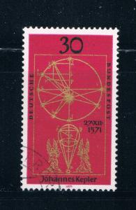 Germany 1072 Used New Astronomy (GI0285P65)+