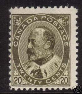 Canada #94 NH Mint