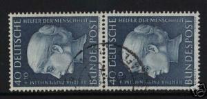 Germany #B341 VF Used Pair