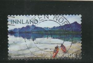 Norway  Scott#  1854  Used  (2018 Kayaking)