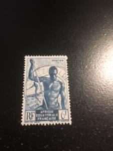 French Equatoriale Africa sc 180 u