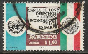 MEXICO C457 Declaration of Economic Rights and Duties Used (559)