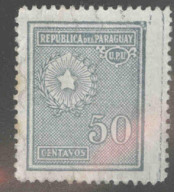 Paraguay Scott 280 MH* stamp