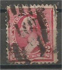 USA, 1890, used 2c, Washington Scott 219D