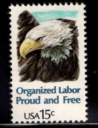 USA Scott 1831 Bald Eagle Stamp