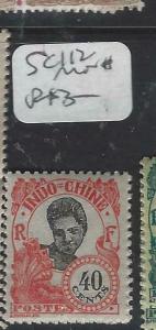 INDOCHINA  (PP1204B)  SC 112       MNH