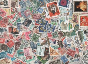 382 Europe all different stamps