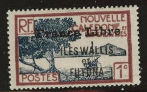 Wallis and Futuna Islands Scott 94 MNH** perf 14x13.5