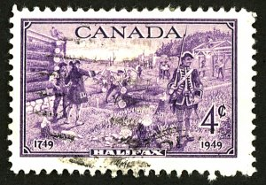 Canada #283 USED