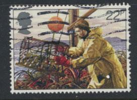 Great Britain SG 1168 - Used - Fishing