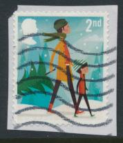 Great Britain SG 3650 Used    Christmas 2014  SC# 3336a