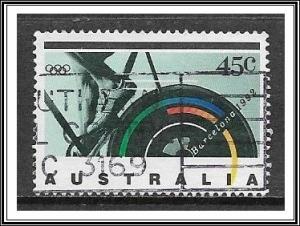 Australia #1268 Olympics Used