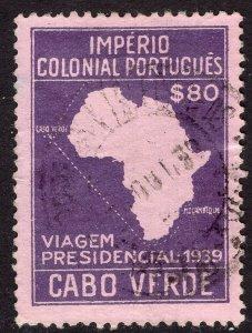CAPE VERDE SCOTT 252