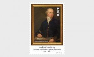 Lithuania 2018 MNH Stamps Scott 1128 Sniadecki Chemistry Biology Medicine Philos