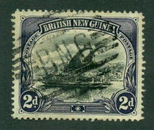 Papua 1901 #3 U SCV(2020) =$7.50