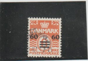 Faroe Islands  6  Used  (Facit# 8 Type 1)(1940 British Administration)