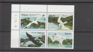 Palau  Scott#  C4a  MNH Block of 4  (1983 Birds)
