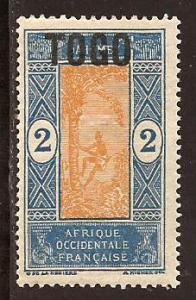 Togo  #  194  Mint .         B