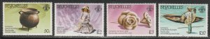 Seychelles #534-537 MNH Full Set of 4