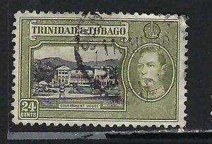 TRINIDAD &TOBAGO 58 VFU V735-3