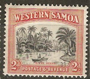 Samoa (Western) 168 SG 182 MLH VF 1935 SCV $4.25