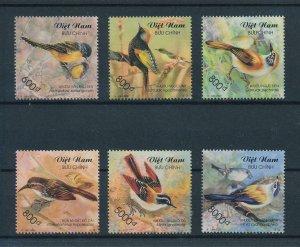 [102953] Vietnam 2002 Birds vögel oiseaux  MNH